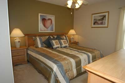 Oak Island villa rental - Second King bedded Master Suite!