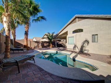 Maricopa house rental - Relaxation is just outside your back door.