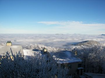 Beech Mountain condo rental - High Above the Clouds