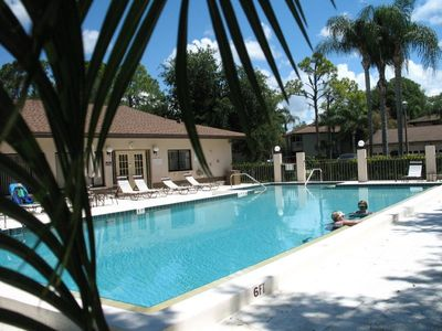 Swimming pool. Reserve the clubhouse for parties and events