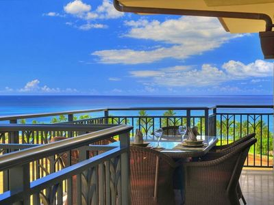 Fabulous Ocean & Golf Views from Lanai & Bedrooms