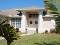 Luxury villa in the best location in Cape Coral, 1A facilities, pool
