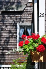 Peaks Island cottage photo - View of porch & Diamond Island Pass