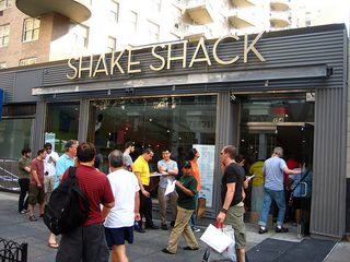 Upper East Side apartment photo - The legendary shake shack.. the best burgers in NYC (on East 86th Street)