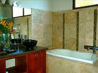 Master Bath - Roatan hotel vacation rental photo