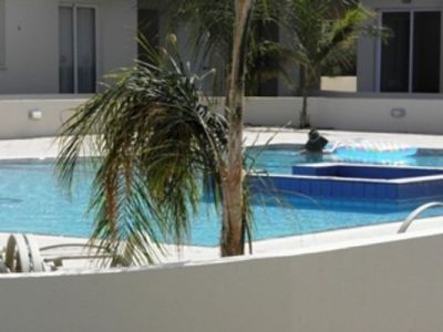 Cape Greco villa rental - Eucalyptus Suite - Pool Area