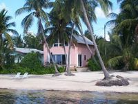 Beachfront Home, Key's only real Beach home,private/gated.