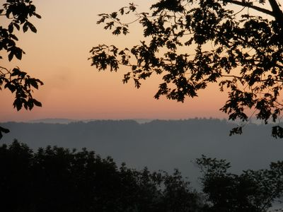 Mohican Valley sunrise