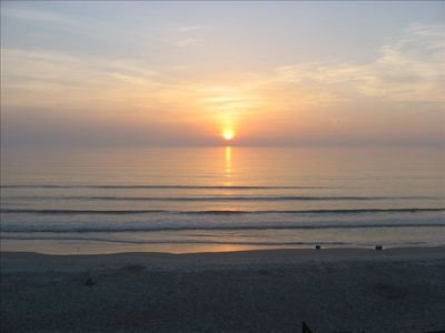 A Daytona sunrise from your balcony