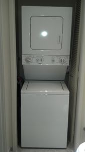 Washer Dryer Included
