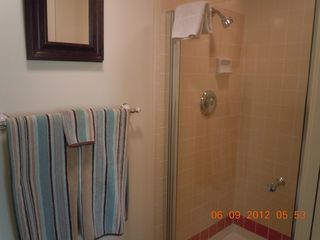 Del Mar condo photo - master bedroom shower