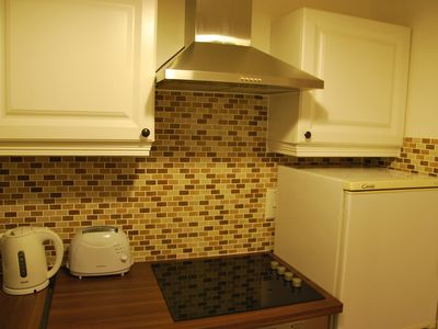 New hobs and chimney