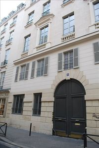 6th Arrondissement St Germain des Pres condo rental