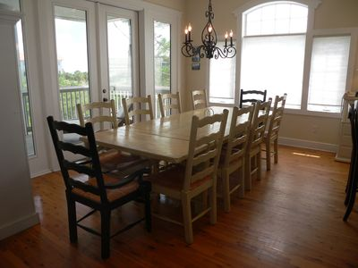 Dining Table (Seats 10)