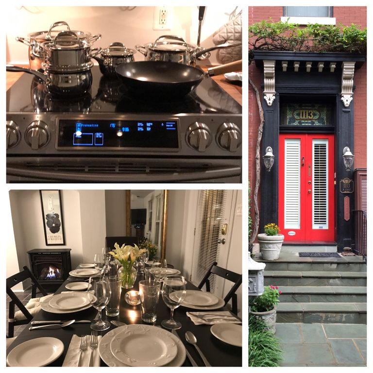 JANUARY WEEKNIGHTS $100. Apt. in Historic Home 2 blocks from Convention Center.