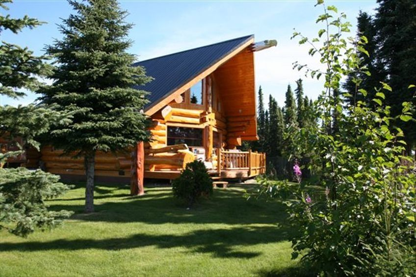 Alaska kenai river vacation rental homeaway sterling for Alaska cottage