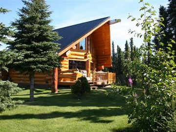 Soldotna cabin rental - Eagle View cabin at Eagle Head Cabins LLC