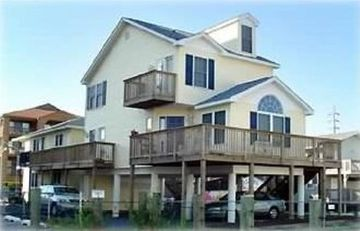 Vacation Homes in Ocean City house rental - 4 Bedroom Single Family Home