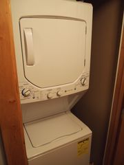 Bear Hollow Village condo photo - Washer/Dryer