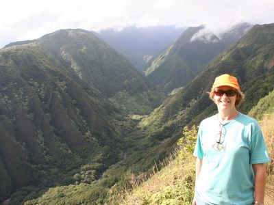 Hiking on West Maui - Waihee Ridge Trail