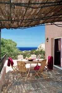 Regina, apartment in 4-star Arena Bianca villa, pool, close to the sea