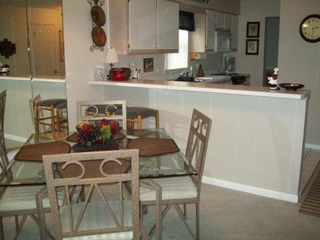 Branson condo photo - Dining Area looking in to full size Kitchen.