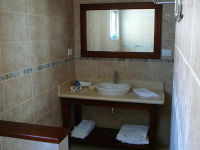 Punta Cana condo rental - Bathroom Vanity - Towels & hair dryer included