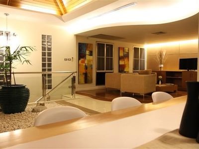 Cape Panwa apartment rental - Modern spacious interior