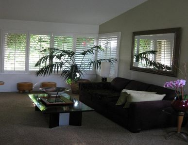 La Costa house rental - Living Room