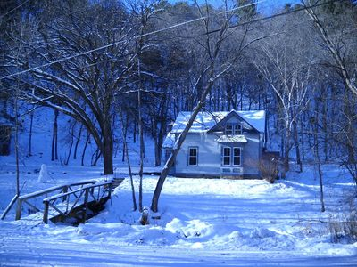 St Paul cabin rental
