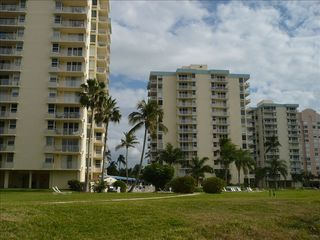 Fort Myers Beach condo photo - Estero Beach and Tennis Club complex with its' beautiful grounds