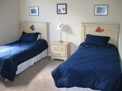 Nemo Twin Bedroom