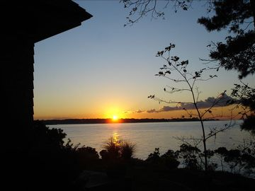 Guilford house rental - Narrows Island Sunrise