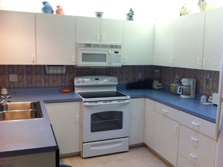 Winter Haven townhome photo - nice Kitchen with everthing you need in it
