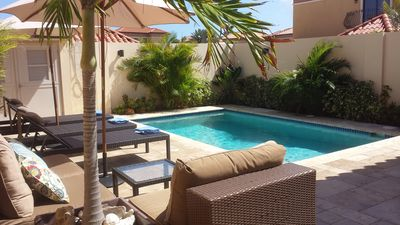 Luxury Gold Coast Villa unit with private pool and large yard!!