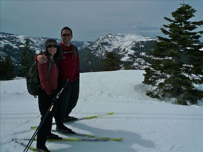 Cross country skiing at Royal Gorge (12 minutes away)