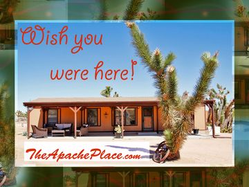 Pioneertown house rental - Your charming high desert getaway