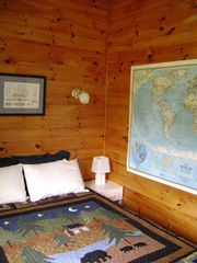 Mahone Bay property rental photo - Master Bedroom