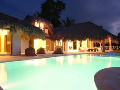 Las Terrenas villa rental - .