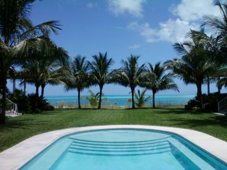 Treasure Cay house photo - This pool is steps from your front porch