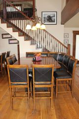 Frisco house photo - Amazing Dining area!