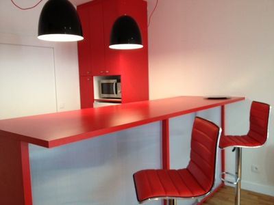 DESIGN NICE APARTMENT WELL LOCATED IN THE HEART OF LYON