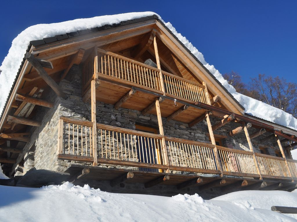 Holiday house, 50 square meters , Spruga, Switzerland