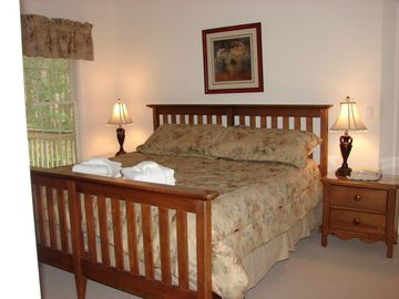 Master Bedroom #2 HD/TV -Master Bath - Jacuzzi - Shower - Master walk in Closet
