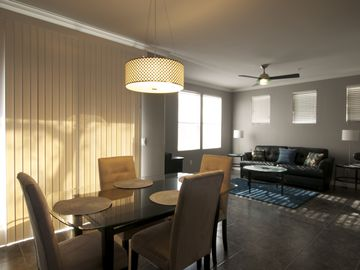 Other Scottsdale Properties condo rental - You will love the cool grays and blues in this hip, comfortable condo.