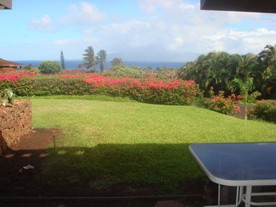Super Views from the Lanai