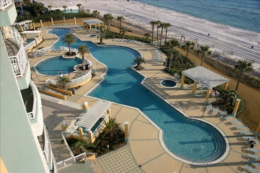 Panama City Beach Recreation Pool