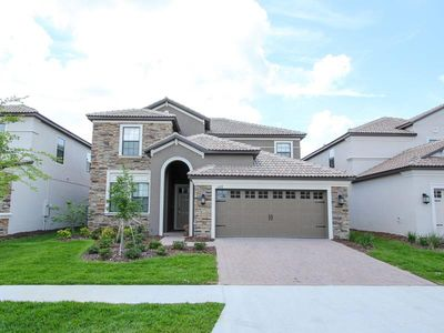 ChampionsGate - Pool Home 6BD/6BA - Sleeps 12 - Platinum - RCG656, Accommodation for 12 people