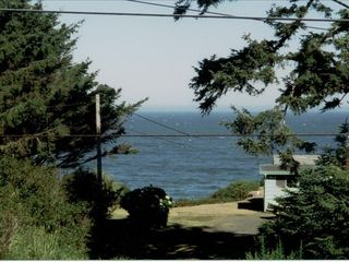 Coos Bay house photo - Ocean