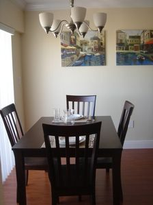 Coral Gables apartment rental - Dining Room